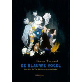 Buch auf Niederländisch De blauwe vogel